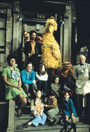 Sesame Street's original cast