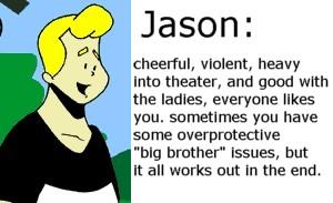 I'm Jason