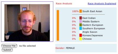 100% SE Asian, Female