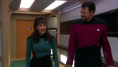 ENT Troi and Riker