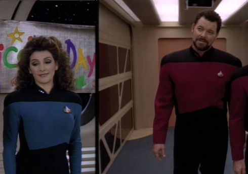 TNG Troi and Riker