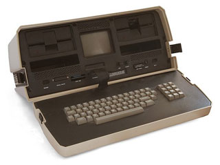 My first computer: The Osborne 1