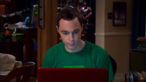 Sheldon Cooper's Holographic Laptop