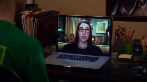 Big Bang Theory: What real-world laptops would display