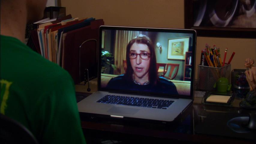 Sheldon Laptop