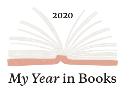 My Year in Books graphic